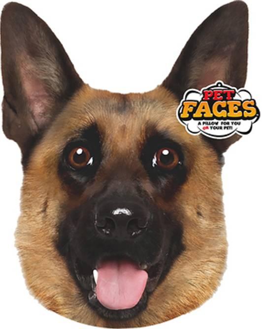 Bilde av Schæferhund pute